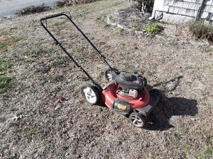 Lawn mower 1 year old for Sale in Norwell, MA
