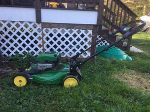 John Deere lawn mower for Sale in Haverhill, MA