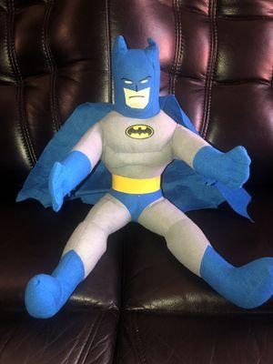 "DC Comics Batman Plush 17"" Toy Stuffed Figure 2012 Northwest Company for Sale in Hayward, CA"