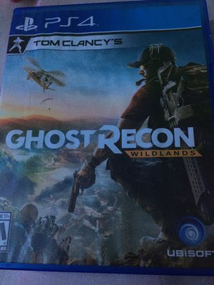 ghost recon wild lands for Sale in Duncannon, PA