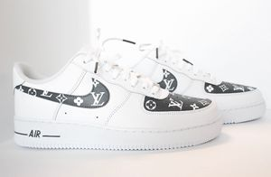 Custom Louis Vuitton AF1 for Sale in Oakland, CA
