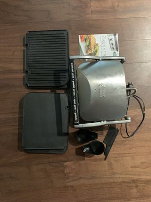 Cuisinart Grill/Griddle for Sale in Houston, TX