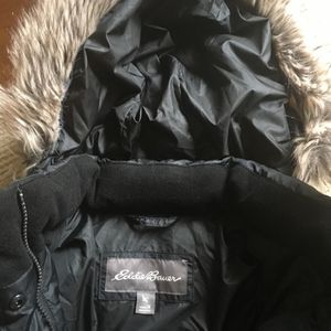 Eddie Bauer Down Parka Coat Medium for Sale in Aurora, CO