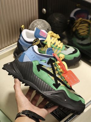 OFF WHITE ODSY-1000 SNEAKERS for Sale in Greater Landover, MD