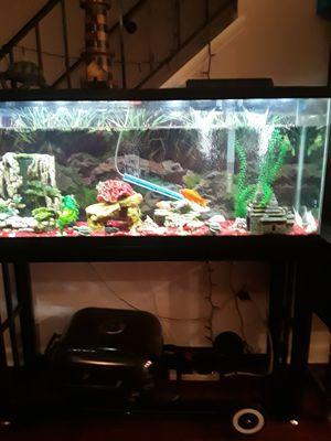 Fish tank/ Pesera for Sale in Hyattsville, MD