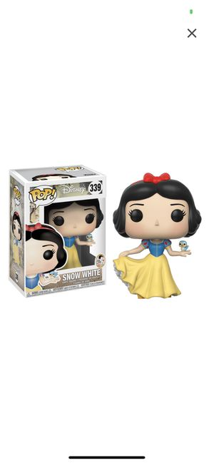 Pop Funko Disney Snow White Set (8) Sold as Set for Sale in Sandy, UT