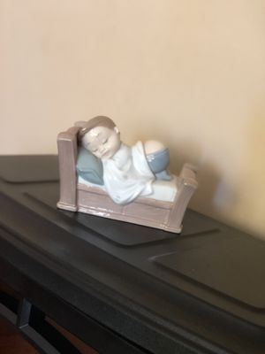 """NAO by Lladro collectible """"snuggle dreams"""" for Sale in Tenafly, NJ"""