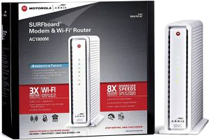 ARRIS SURFboard AC1750 DOCSIS 3.0 Cable Modem Router for Sale in Denver, CO