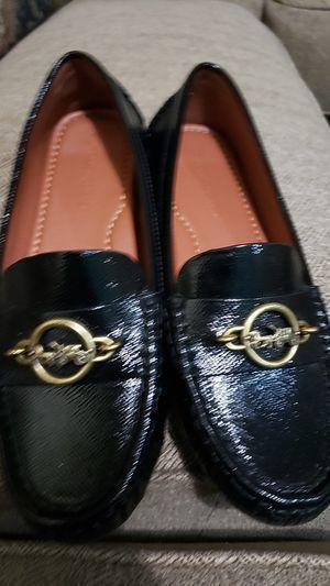 Black Coach shoes sz 6.5 for Sale in Suffolk, VA