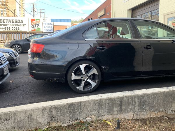 Vw gti wheels and tires