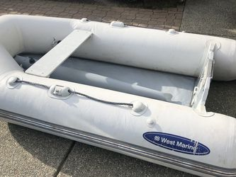 West Marine Inflatable Boat for Sale in Everett,  WA