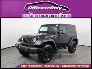 2016 Jeep Wrangler for Sale in West Palm Beach, FL