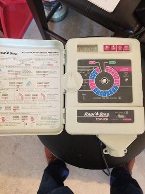 Rain Bird sprinkler timer/controller for Sale in Corona, CA
