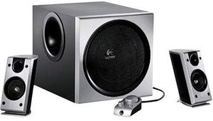 Logitech Z-2300 THX Certified 2.1 system with subwoofer for Sale in Los Alamitos, CA