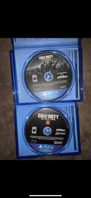 Call of Duty PlayStation 4 for Sale in Newburgh Heights, OH