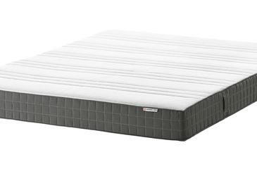 Queen sized mattress and the bed frame (used) for Sale in Austin,  TX