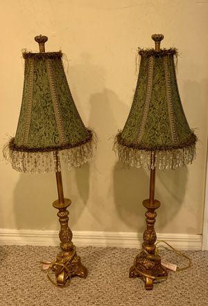 Table lamp set for Sale in Pembroke Pines, FL