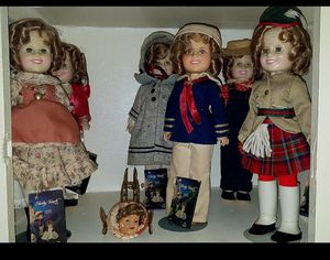 Shirley temple Dolls for Sale in Cleveland, OH