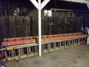 Extension ladders for Sale in Salida, CA