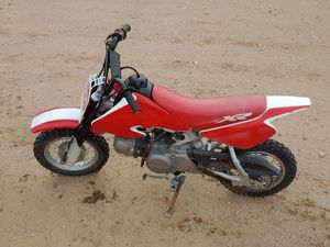 Trade for 125cc big wheel dirt bike. Trade only!Honda 50cc and Eton 150cc for Sale in Waddell, AZ