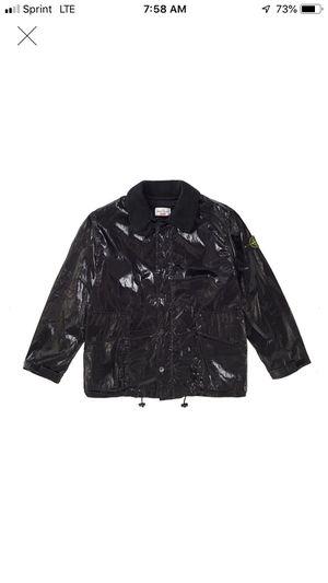 Supreme Stone Island Silk Jacket for Sale in Pembroke, MA