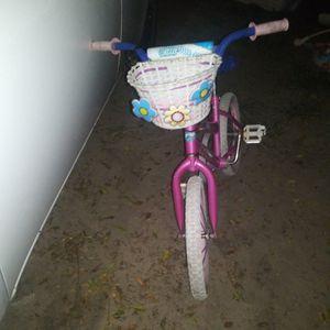 """Glitter 16"""" girls bike for Sale in Winter Haven, FL"""