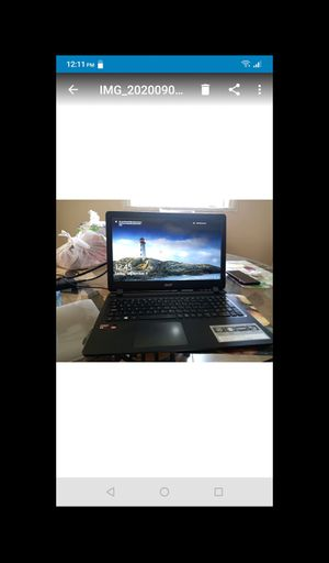 LAPTOP ACER 🔥 excellent condition 🔥 for Sale in Pompano Beach, FL