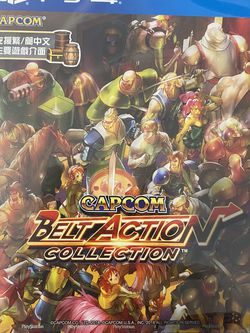 Capcom Belt Action Collection - PS4 (NEW) for Sale in Secaucus,  NJ
