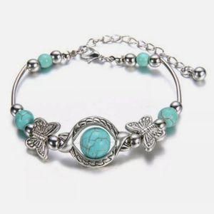 Nwt Silver Butterfly Bracelet for Sale in Wichita, KS