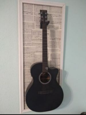 Martin GPCPA5 Black Acoustic Electric Guitar for Sale in Taylor Lake Village, TX