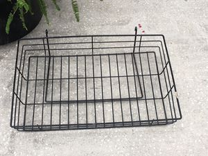 Hanging rack for metal shelves for Sale in Orlando, FL