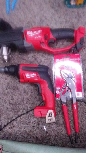 Milwaukee tools for Sale in Bakersfield, CA