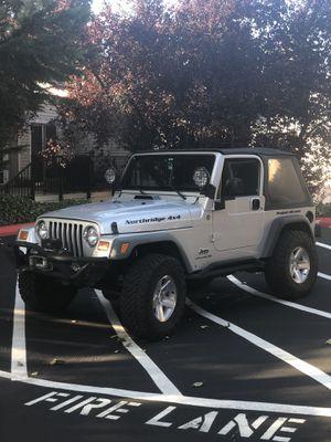 2006 Jeep Wrangler TJ for Sale in Kirkland, WA