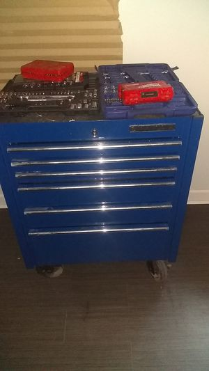 Matco tool box for Sale in Baltimore, MD