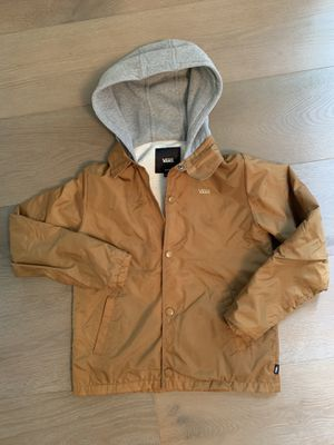 Teen Boy, Medium / size 12 Vans Jacket for Sale in Kirkland, WA