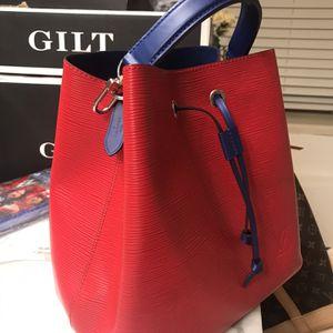 Louis Vuitton Neonoe Coquelicot Red Epi Leather Bag for Sale in Nuevo, CA
