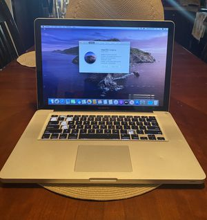 """MacBook Pro 15"""" mid 2012 for Sale in Federal Way, WA"""