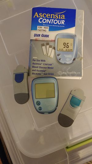 Blood Glucose Meter for Sale in Elizabethton, TN