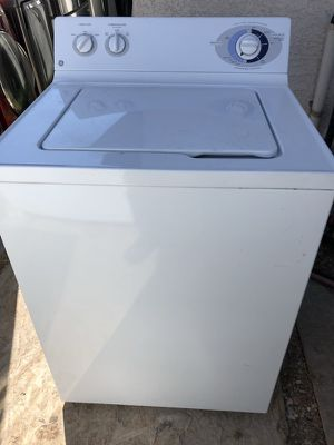 Washer large capacity for Sale in North Las Vegas, NV