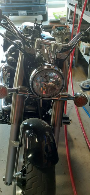 2009 yamaha v star motorcycle for Sale in Rialto, CA