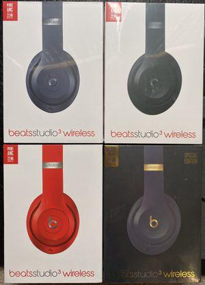 Beats studio 3 wireless headphones new for Sale in Richardson, TX
