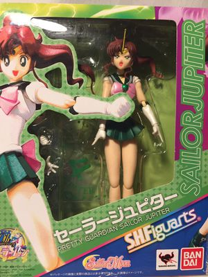 SAILOR MOON - SAILOR JUPITER [S.H.Figuarts] for Sale in Yucaipa, CA