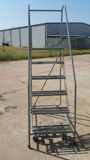 Cotterman Safety Rolling Ladder for Sale in Denton, TX