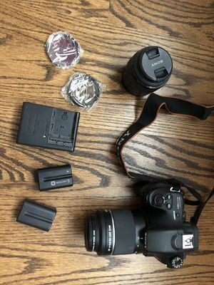 Sony A58 for Sale in Wilmette, IL