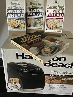 BRAND NEW HAMILTON BEACH BREAD MAKER for Sale in Phoenix,  AZ