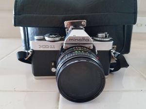 Minolta XD11 SLR camera for Sale in Modesto, CA