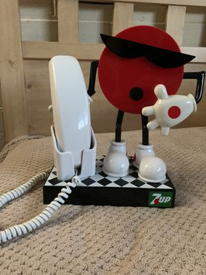 Vintage corded 7Up phone- excellent condition for Sale in Ewa Beach, HI