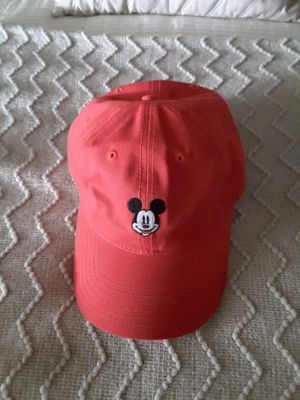 Mickey mouse hat excellent condition adult size for Sale in Riverside, CA
