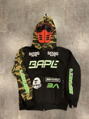 army bape mask hoodie for Sale in Glendale, CA