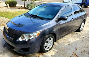 2010 Toyota Corolla LE for Sale in Gilbert, AZ